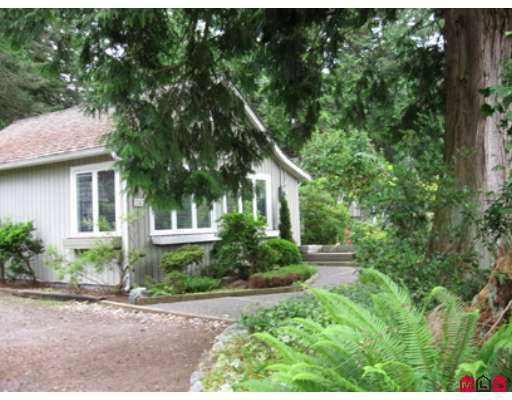"""Main Photo: 2626 CRESCENT Drive in White_Rock: Crescent Bch Ocean Pk. House for sale in """"Crescent Heights"""" (South Surrey White Rock)  : MLS®# F2716901"""