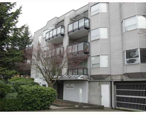 "Main Photo: 305 1550 CHESTERFIELD Avenue in North_Vancouver: Central Lonsdale Condo for sale in ""THE CHESTERS"" (North Vancouver)  : MLS®# V694298"