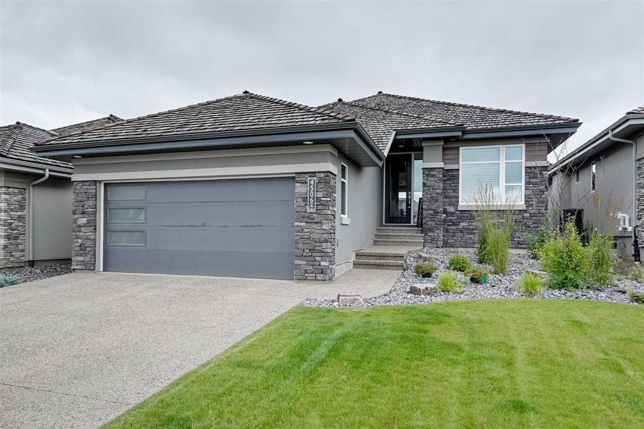 Main Photo: 4506 WESTCLIFF Terrace in Edmonton: Zone 56 House for sale : MLS®# E4169227