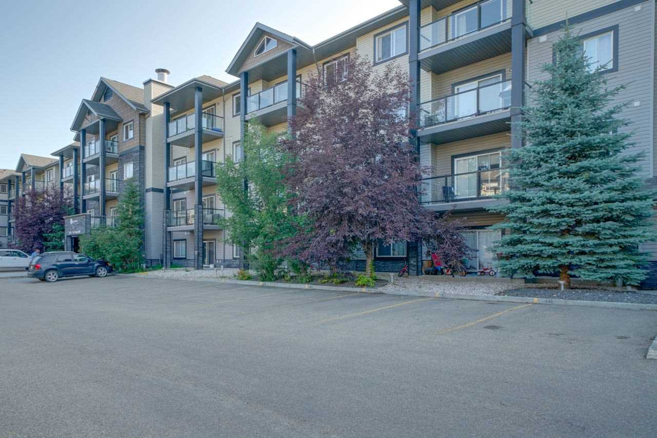 Main Photo: 209 1204 156 Street in Edmonton: Zone 14 Condo for sale : MLS®# E4169895