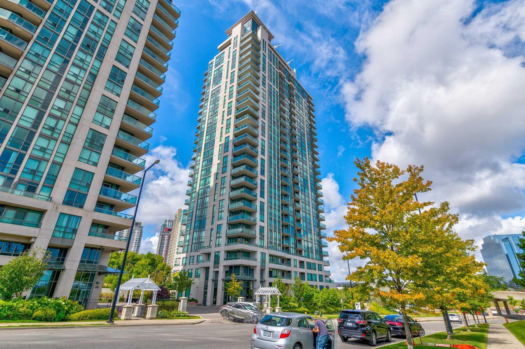 Main Photo: 2501 88 Grangeway Avenue in Toronto: Woburn Condo for lease (Toronto E09)  : MLS®# E4558073