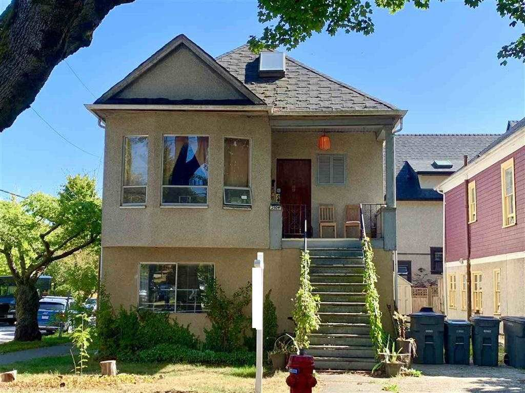"""Main Photo: 2904 WINDSOR Street in Vancouver: Mount Pleasant VE House for sale in """"Mount Pleasant"""" (Vancouver East)  : MLS®# R2402026"""
