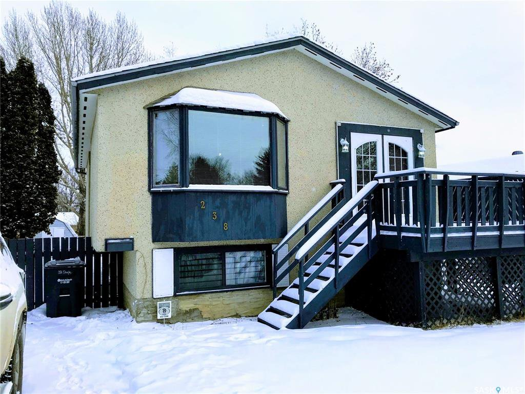 Main Photo: 238 Douglas Crescent in Saskatoon: Confederation Park Residential for sale : MLS®# SK797736