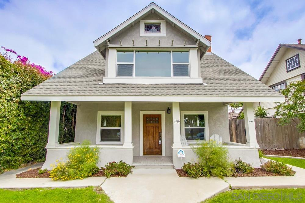 Main Photo: KENSINGTON House for sale : 4 bedrooms : 4737 Terrace Drive in San Diego