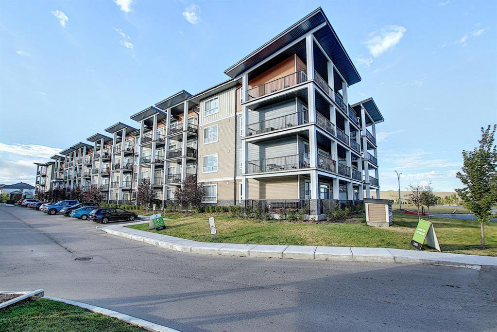 Main Photo: 308 10 WALGROVE Walk SE in Calgary: Walden Apartment for sale : MLS®# A1032904
