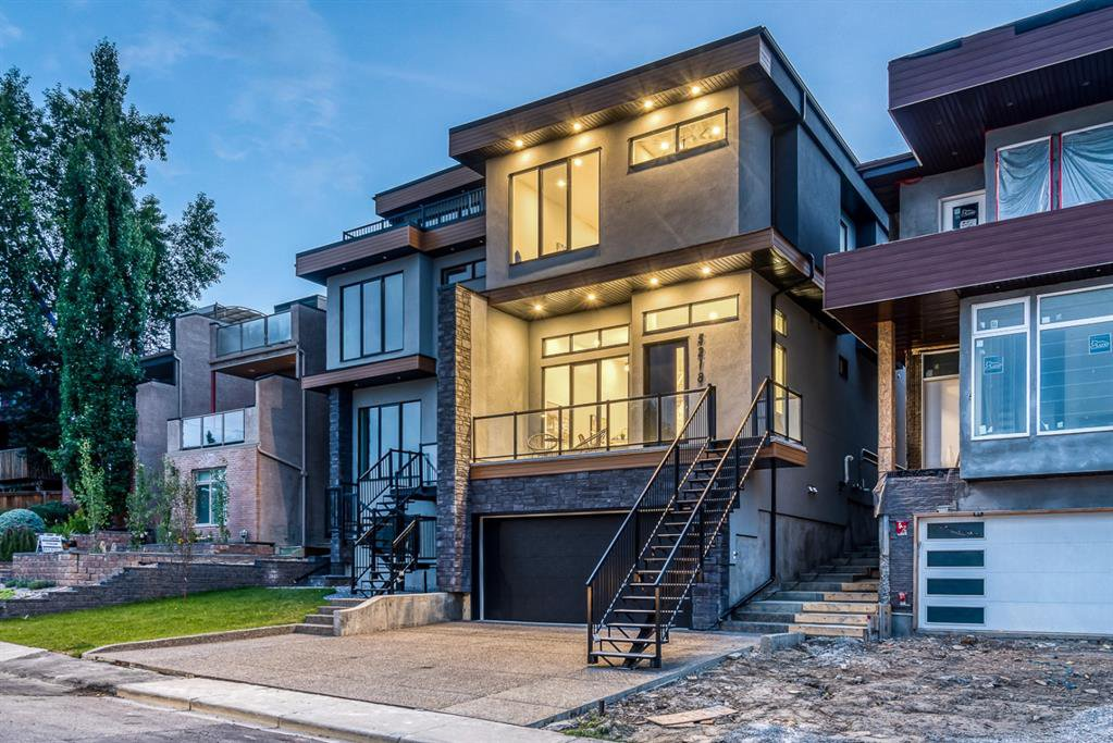 Main Photo: 5218 22 Avenue NW in Calgary: Montgomery Semi Detached for sale : MLS®# A1056243
