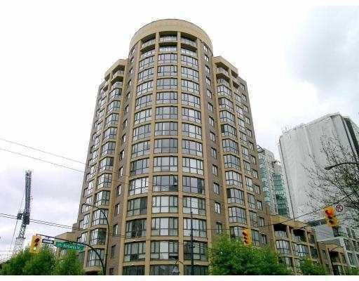 Main Photo: # 804 488 HELMCKEN ST in Vancouver: Condo for sale : MLS®# V801052