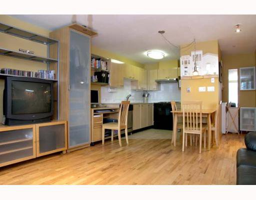 """Main Photo: 314 638 W 7TH Avenue in Vancouver: Fairview VW Condo for sale in """"OMEGA CITIHOMES"""" (Vancouver West)  : MLS®# V648644"""