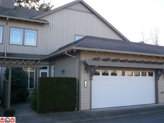 Main Photo: 4 14909 32 AV in Surrey: Condo for sale : MLS®# F1103611