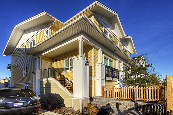 Photo 25: Photos: 1130 Ewen Avenue in New Westminster: Queensborough Townhouse for sale ()