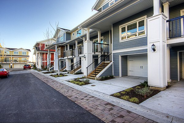 Photo 27: Photos: 1130 Ewen Avenue in New Westminster: Queensborough Townhouse for sale ()