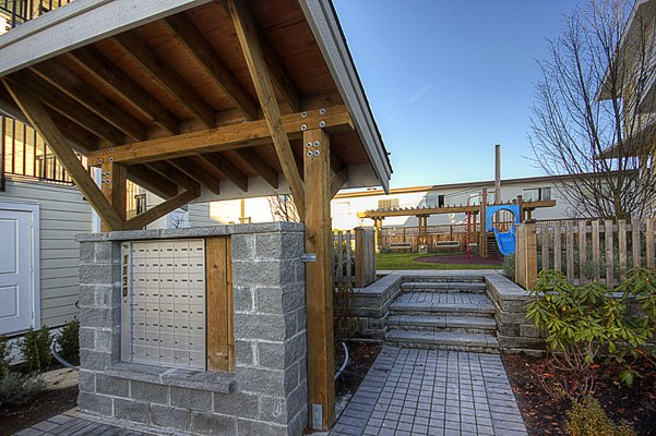 Photo 29: Photos: 1130 Ewen Avenue in New Westminster: Queensborough Townhouse for sale ()