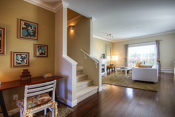Photo 13: Photos: 1130 Ewen Avenue in New Westminster: Queensborough Townhouse for sale ()