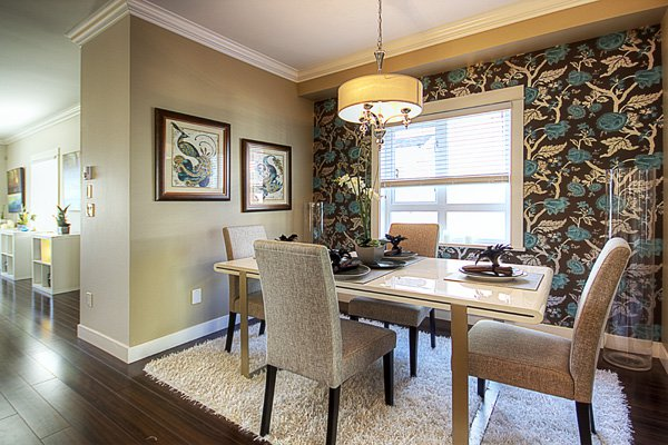 Photo 7: Photos: 1130 Ewen Avenue in New Westminster: Queensborough Townhouse for sale ()