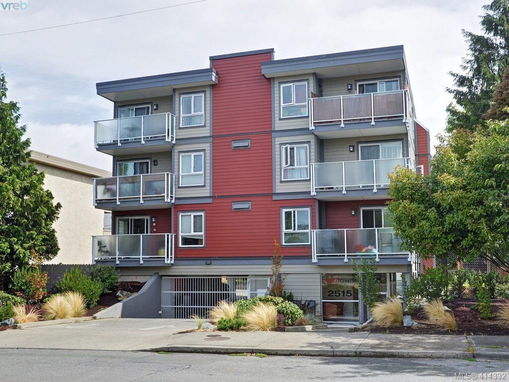 Main Photo: 203 2515 Dowler Pl in VICTORIA: Vi Hillside Condo Apartment for sale (Victoria)  : MLS®# 821831