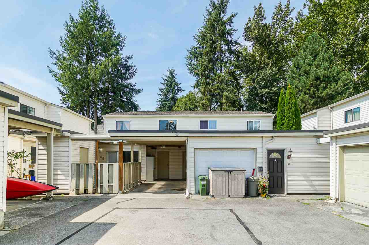 """Photo 18: Photos: 69 8555 KING GEORGE Boulevard in Surrey: Queen Mary Park Surrey Townhouse for sale in """"BEAR CREEK VILLAGE"""" : MLS®# R2397033"""