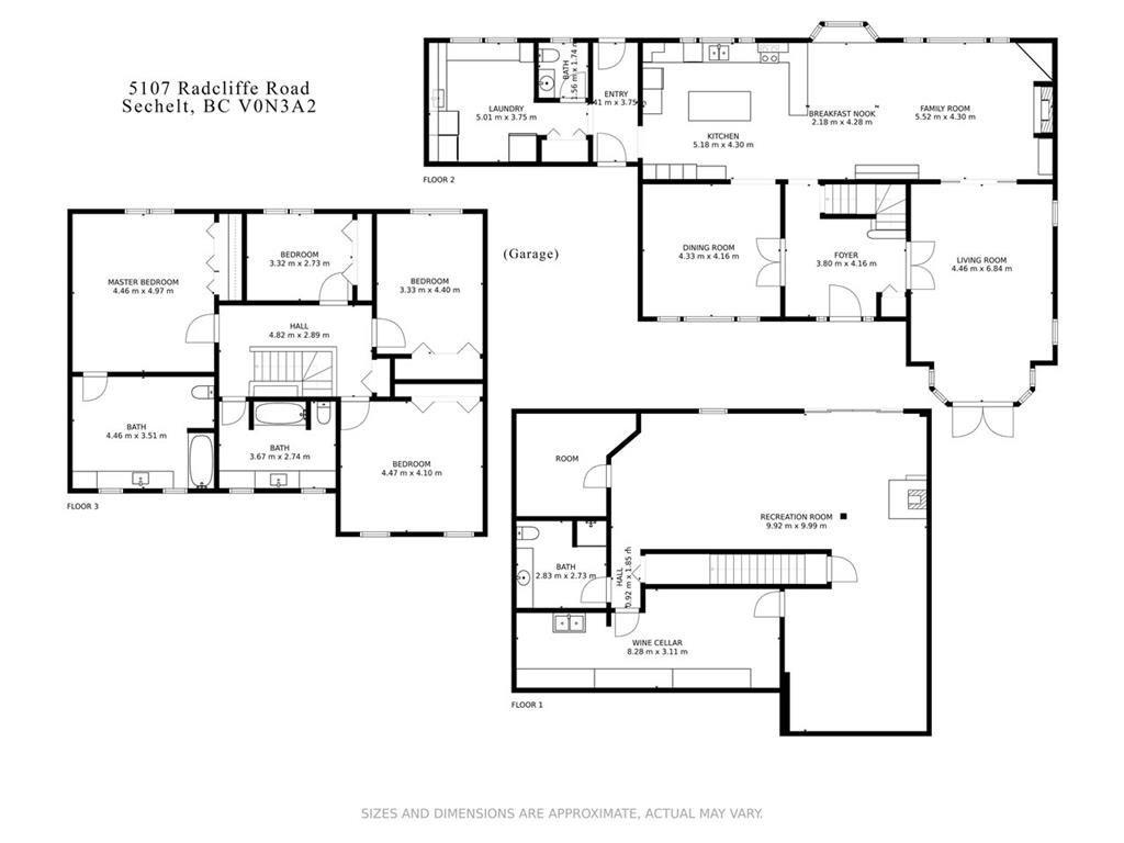 Photo 20: Photos: 5107 RADCLIFFE Road in Sechelt: Sechelt District House for sale (Sunshine Coast)  : MLS®# R2425277