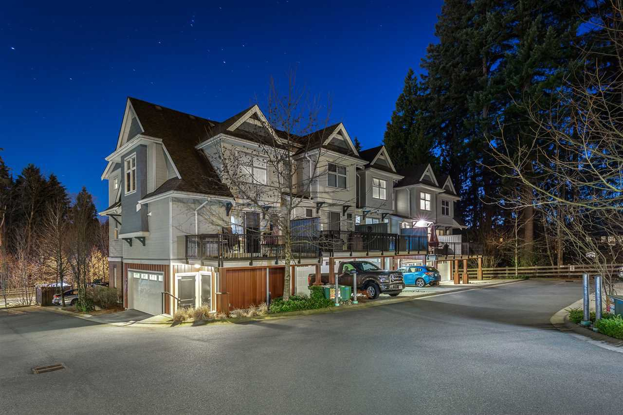 "Main Photo: 13 3380 FRANCIS Crescent in Coquitlam: Burke Mountain Townhouse for sale in ""FRANCIS GATE"" : MLS®# R2447373"