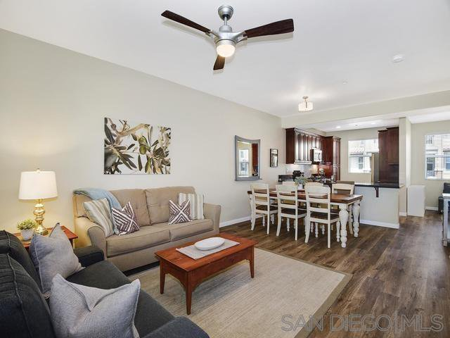 Main Photo: SANTEE Townhome for sale : 3 bedrooms : 8796 Aspenglow Pl #Unit 3