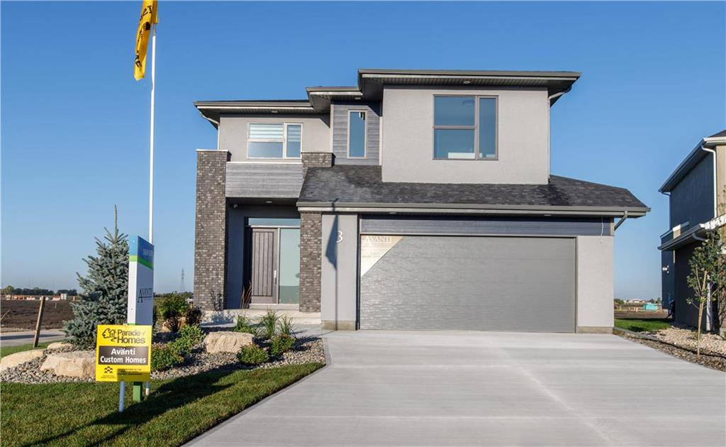 Main Photo: 3 Hummingbird Cove in Winnipeg: Sage Creek Residential for sale (2K)  : MLS®# 202014139