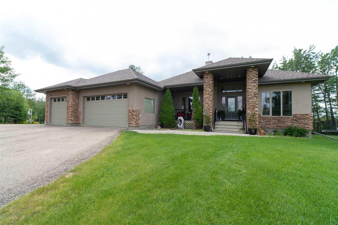 Main Photo: 21 53305 Range Road 273: Rural Parkland County House for sale : MLS®# E4217914