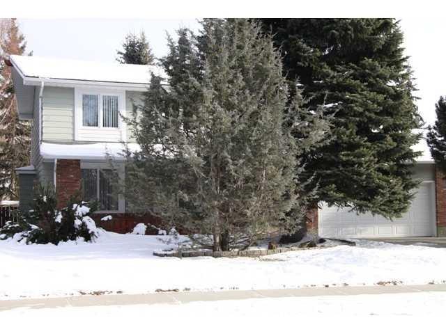Main Photo: 228 LAKE MORAINE PL SE in Lk Bonavista Estates: House for sale : MLS®# C3453798