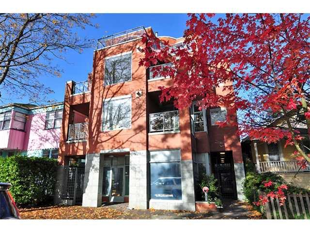 Main Photo: 3675 3677 11TH AV W in VANCOUVER: Kitsilano Home for sale (Vancouver West)  : MLS®# V4024893