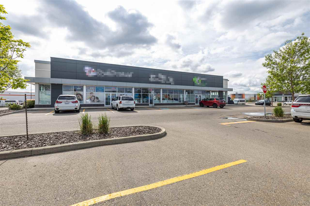 Main Photo: 4424 17 Street in Edmonton: Zone 30 Business for sale : MLS®# E4204352