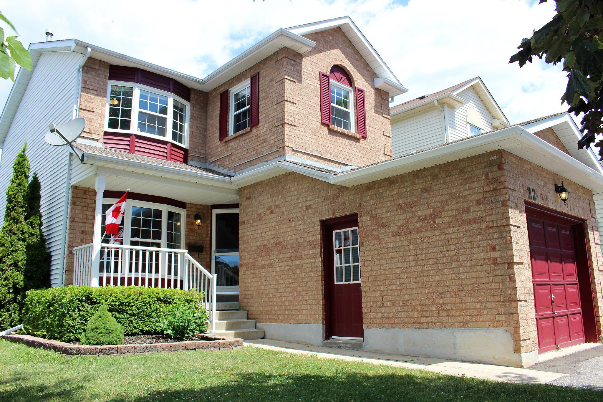 Main Photo: 22 Burnham Boulevard in Cobourg: Residential Detached for sale : MLS®# 275167