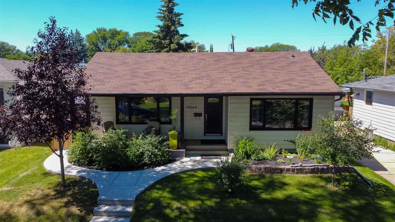 Main Photo: 10644 79 Street in Edmonton: Zone 19 House for sale : MLS®# E4208023