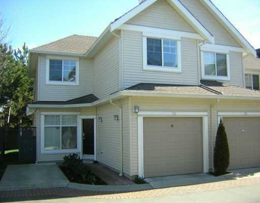 "Main Photo: 16 5988 BLANSHARD Drive in Richmond: Terra Nova Townhouse for sale in ""RIVIERA GARDENS"" : MLS®# V666295"