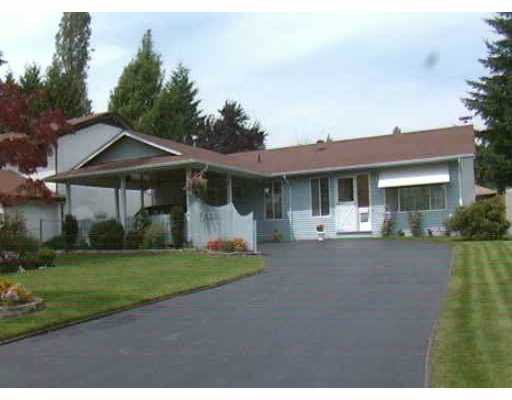 Main Photo: 1573 CHADWICK AV in Port_Coquitlam: Glenwood PQ House for sale (Port Coquitlam)  : MLS®# V377478