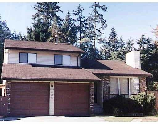 Main Photo: 959 PELTON Ave in Coquitlam: Central Coquitlam House for sale : MLS®# V632543