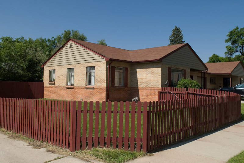 Main Photo:  in Denver: 1/2 Duplex for sale : MLS®# 782981