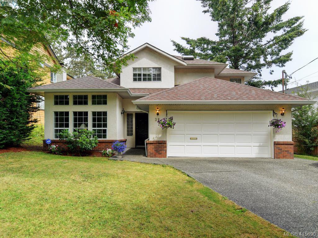 Main Photo: 38 Fenton Road in VICTORIA: VR View Royal Single Family Detached for sale (View Royal)  : MLS®# 415690