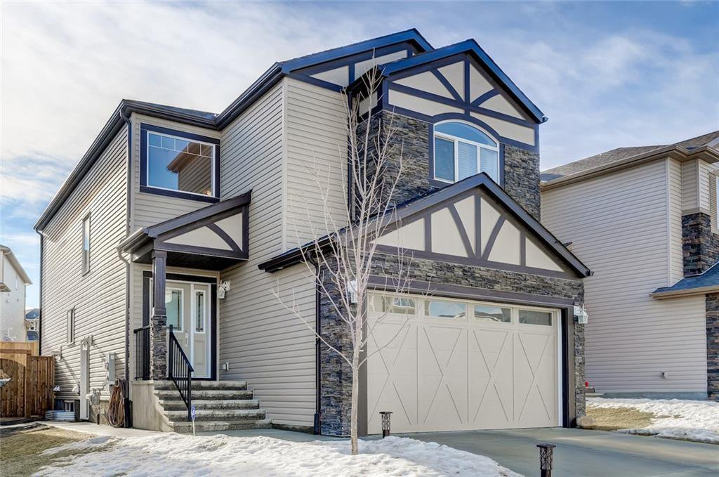 Main Photo: 112 NOLANLAKE Cove NW in Calgary: Nolan Hill Detached for sale : MLS®# C4284849