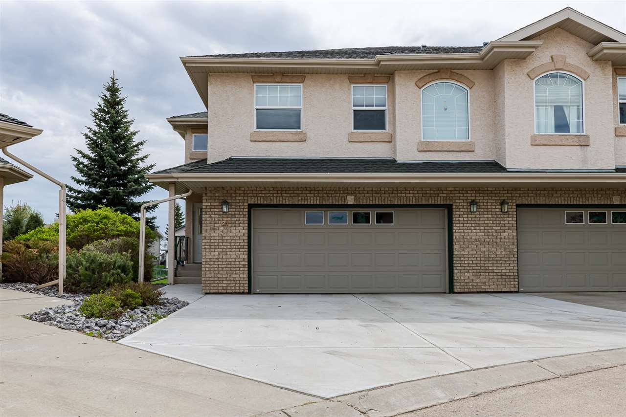 Main Photo: 21 1601 CLOVER BAR Road: Sherwood Park House Half Duplex for sale : MLS®# E4198175