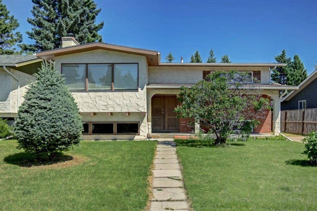 Main Photo: 420 CEDARPARK Drive SW in Calgary: Cedarbrae Detached for sale : MLS®# A1014322