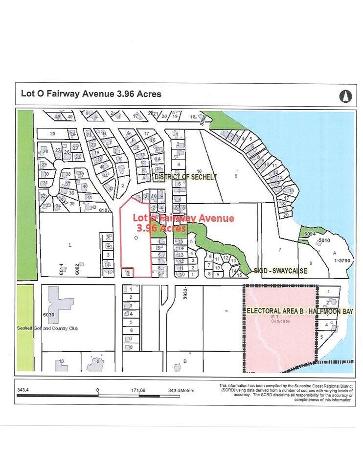 Main Photo: LOT 0 FAIRWAY Avenue in Sechelt: Sechelt District Land for sale (Sunshine Coast)  : MLS®# R2495874