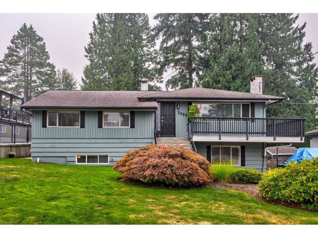 Main Photo: 2080 CRANE Avenue in Coquitlam: Central Coquitlam House for sale : MLS®# R2498876