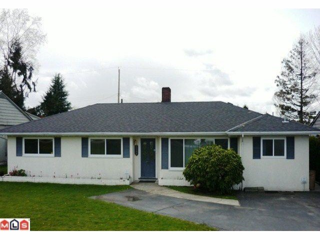 Main Photo: 11103 135A ST in Surrey: House for sale : MLS®# F1016070