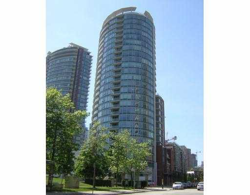 "Main Photo: 2505 58 KEEFER Place in Vancouver: Downtown VW Condo for sale in ""THE FIRENZE"" (Vancouver West)  : MLS®# V649156"