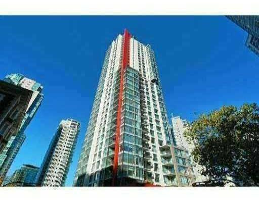 Main Photo: # 2203 1211 MELVILLE ST in Vancouver: Condo for sale : MLS®# V886904