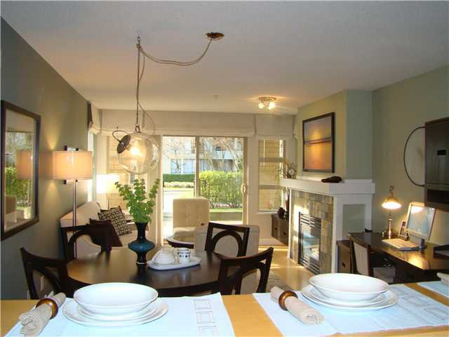 "Main Photo: # 107 2338 WESTERN PW in Vancouver: University VW Condo for sale in ""WINSLOW COMMONS"" (Vancouver West)  : MLS®# V881042"