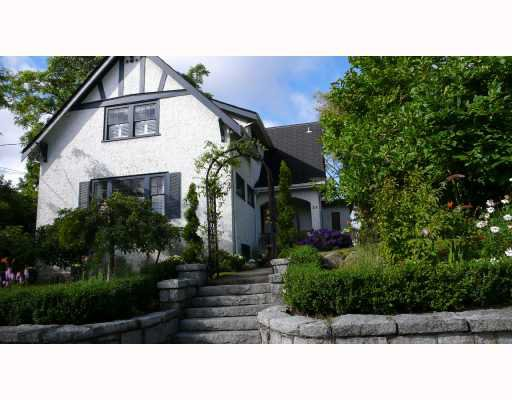 Main Photo: 218 SECOND Street in New_Westminster: Queens Park House for sale (New Westminster)  : MLS®# V662981