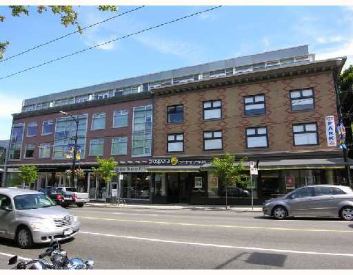 "Main Photo: 206 1477 W 15TH Avenue in Vancouver: Fairview VW Condo for sale in ""SHAUGHNESSY MANSIONS"" (Vancouver West)  : MLS®# V676576"
