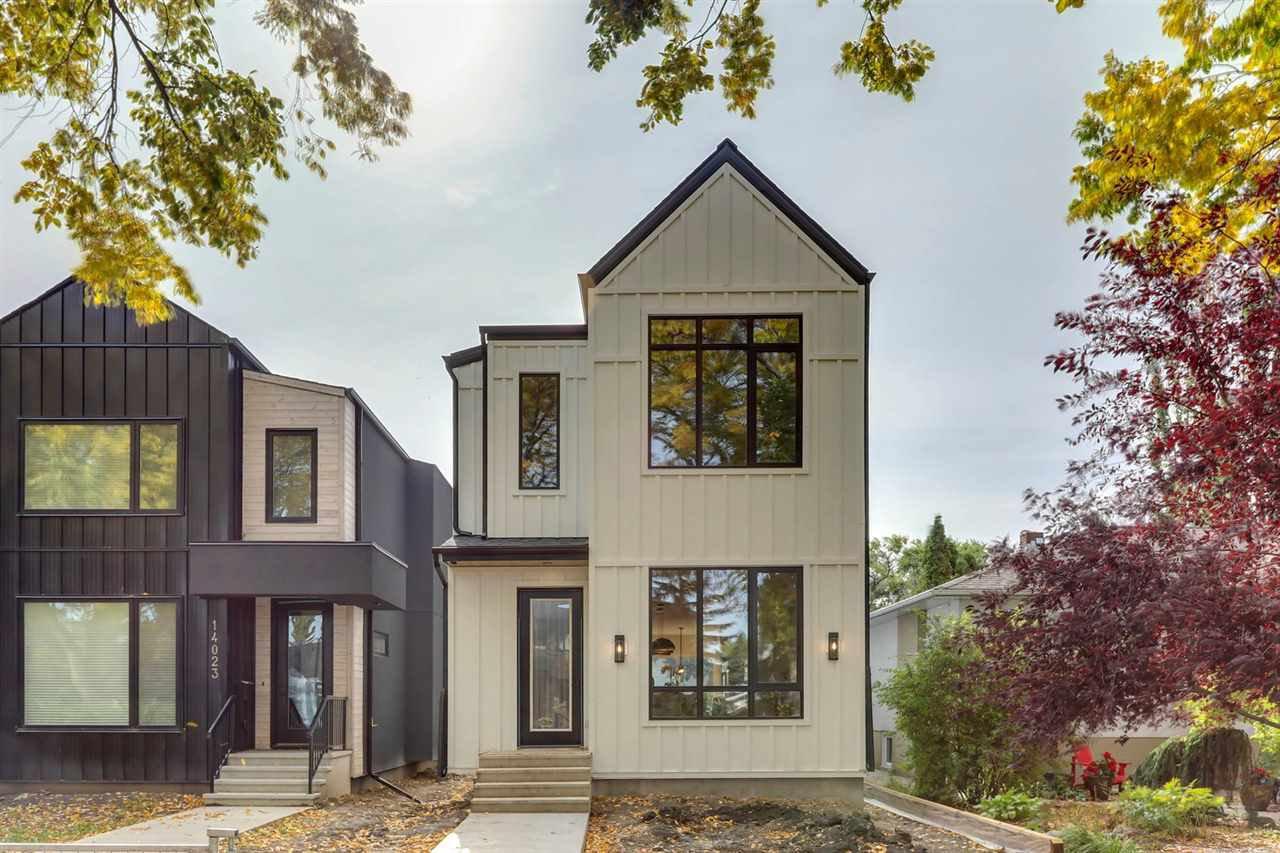 Main Photo: 14025 106 Avenue in Edmonton: Zone 11 House for sale : MLS®# E4174864