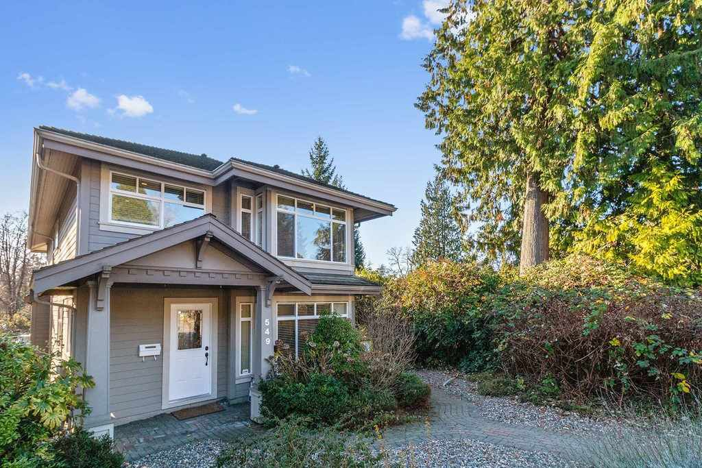 Main Photo: 549 W 28TH Street in North Vancouver: Upper Lonsdale House for sale : MLS®# R2427195
