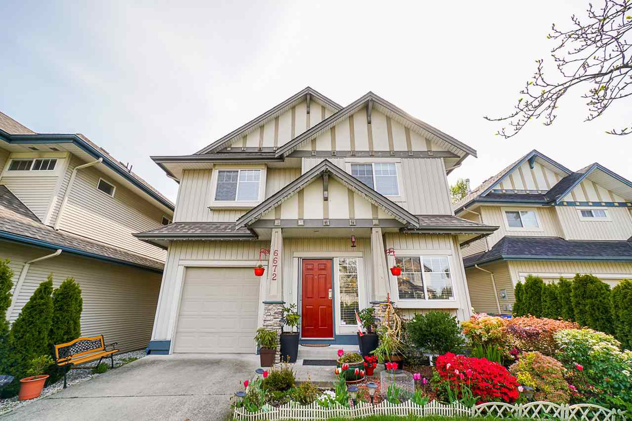 "Main Photo: 6672 182A Street in Surrey: Cloverdale BC House for sale in ""Vinyard Estates"" (Cloverdale)  : MLS®# R2427989"