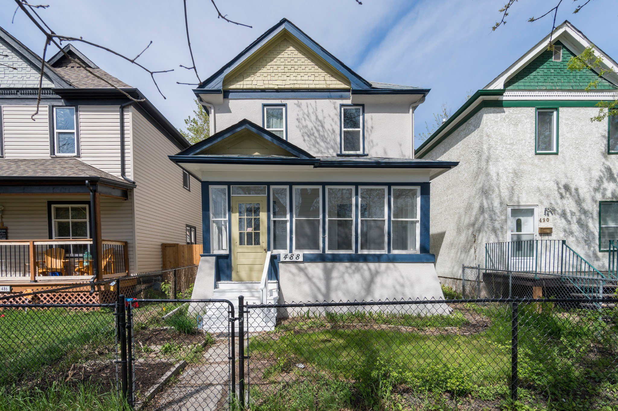 Main Photo: 488 Simcoe Street in Winnipeg: West End House for sale (5A)  : MLS®# 1912836